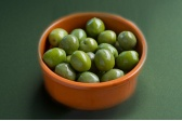 nocerella Mixed Olives with Herbs de Provence (200g)