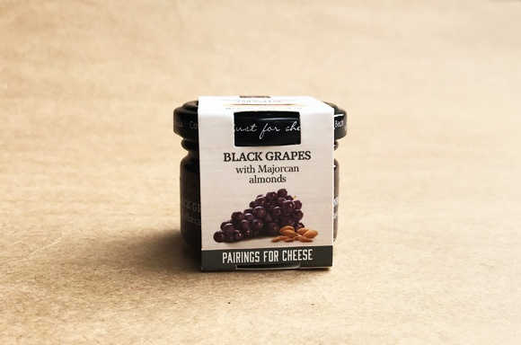 Can Bech - Black Grapes Jam