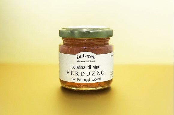 Gelatina di Vino Verduzzo (Wine Jelly For Cheese) 105g