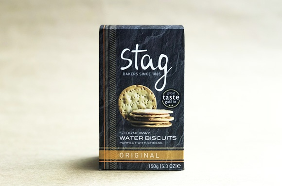 Stag Water Biscuits - Original (150G)